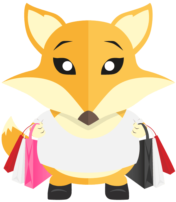 Shopping_fox