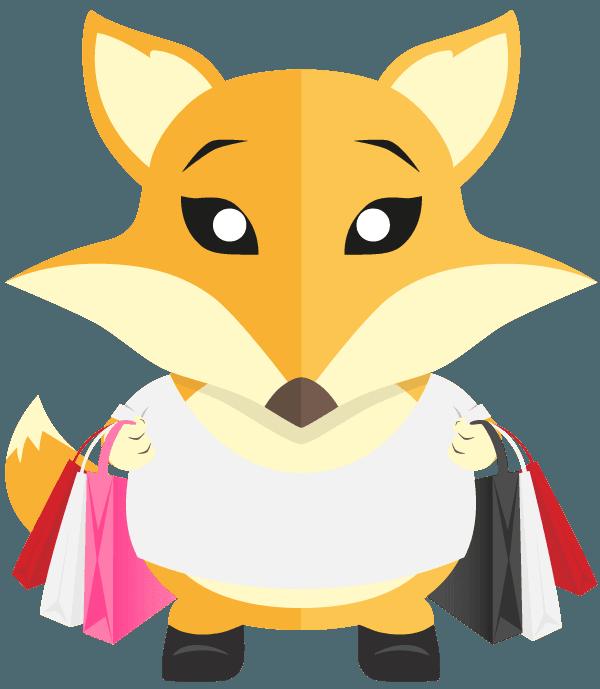 Shopping_fox